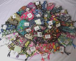 Vera Bradley SMALL COSMETIC Case BRUSH Bag MAKEUP for PURSE