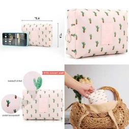 Small Cute Make Up Pouch For Purse Makeup Brushes Bag Mini T