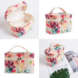 HOYOFO SMALL Makeup Bag Travel Cosmetic Organizer Bags Water