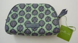 Vera Bradley Small Zip Cosmetic Bag Travel Pouch NWT Nomadic