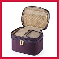 CHICECO Travel Makeup Train Case Toiletry Bag Cosmetic Bag -