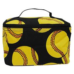 N.Gil Softball Fast Pitch Cosmetic Bag