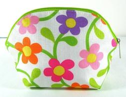 Clinique Spring Floral Cosmetic Bag *Cosmetic Not Included*
