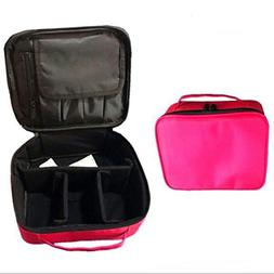 DCRYWRX Cosmetic Storage Organizer Portable Waterproof Large