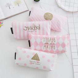 Sweet Travel Makeup Bag Pouch Cosmetic Purse Stationery Beau