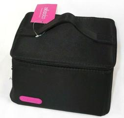Caboodles Tapered Tote Sassy Makeup Cosmetic It Travel Bag B