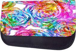 Rosie Parker TM Medium Sized Cosmetic Case-Made in the U.S.A