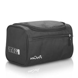 ProCase Toiletry Bag Travel Case with Hanging Hook, Organize