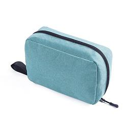HaloVa Toiletry Bag, Waterproof Portable Travel Cosmetic Bag