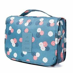 HaloVa Toiletry Bag Multifunction Cosmetic Portable Makeup P