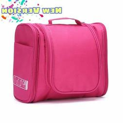Toiletry Bags for Women Makeup Bag Hanging Travel Cases Trai