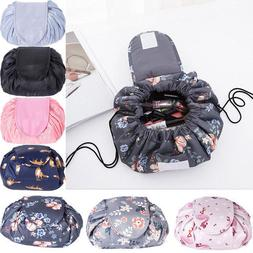 Toiletry Drawstring Bag Lazy Makeup Quick Pack Portable Fami