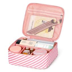 Travel Cosmetic Bag Girl Multifunction Makeup Pouch Toiletry