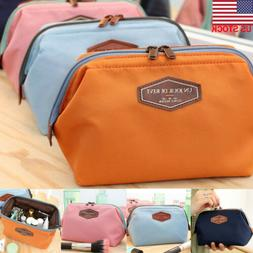 Travel Cosmetic Makeup Toiletry Purse Holder Beauty Wash Bag