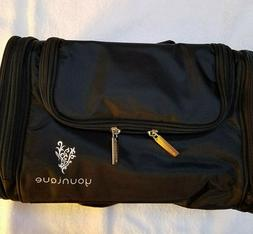 YOUNIQUE Travel Cosmetic Storage MakeUp Bag Folding Hanging