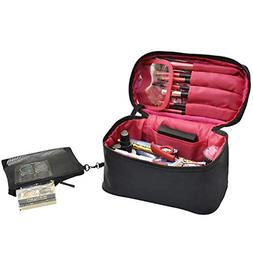 Travel Makeup Bags Small Cosmetic Bag Case Organizer Pouch f