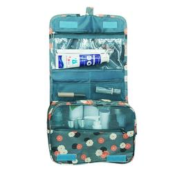 Travel Makeup Cosmetic Toiletry Case Wash Organizer Storage