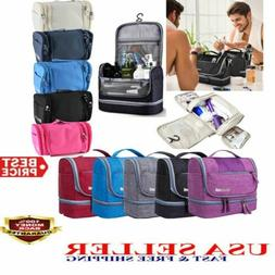 Travel Portable Makeup Toiletry Wash Case Organizer Pouch St