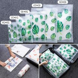 Travel Transparent Storage Organizer Pouch Cosmetic Bag Case