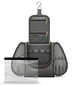 765290e9cb Hanging Travel Toiletry Bag for Men   Women - Waterproof Men