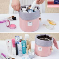 Women Travel Makeup Toiletry Storage Bag Wash Hanging Cosmet