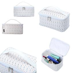 HOYOFO Womens Cosmetic Bags Arrow Makeup Storage Case Handle