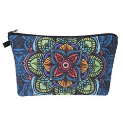 Women's Make up Bag Cosmetics Pouch Wash Bag Small Clutch