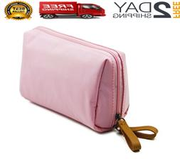 Womens Travel Cosmetic Bags Small Essential Oil Carrying Bag