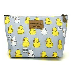 HUNGER Yellow Duck Make-Up Cosmetic Bag Carry Case , 14 Patt