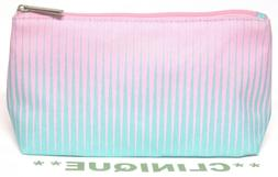 CLINIQUE Zippered Makeup / Cosmetic Bag NEW